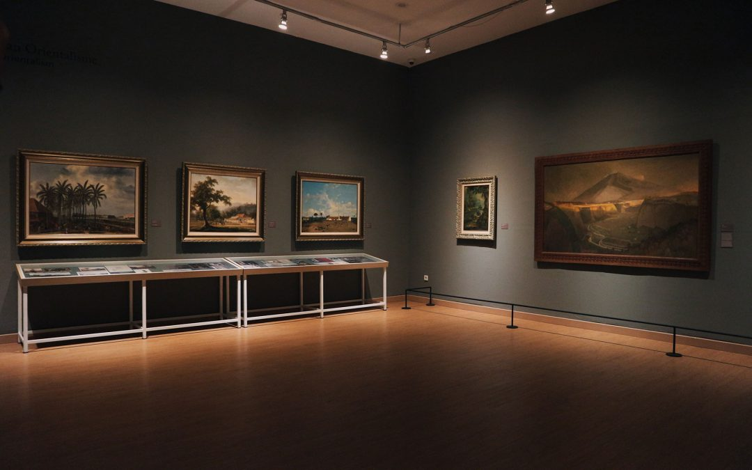Learning Empathy in the National Gallery of Art, Washington D.C. (Is Empathy a virtue, or a critical thinking skill?)